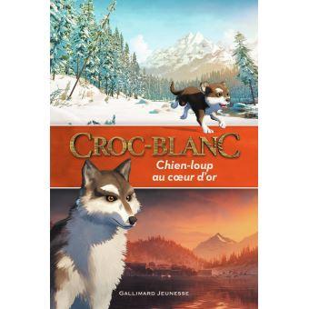 Croc-BlancCroc-blanc chien-loup au coeur d'or