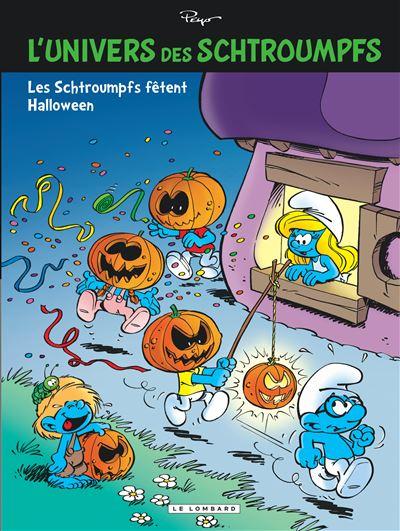 L'univers des Schtroumpfs: les Schtroumpfs fêtent Halloween
