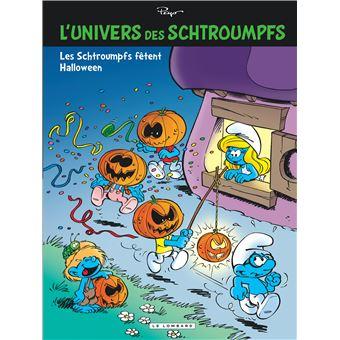 Les SchtroumpfsL'univers des Schtroumpfs: les Schtroumpfs fêtent Halloween
