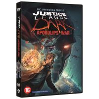 Justice League Dark Apokolips War DVD