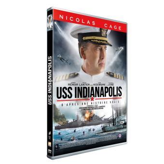 USS INDIANAPOLIS-BLURAY-FR