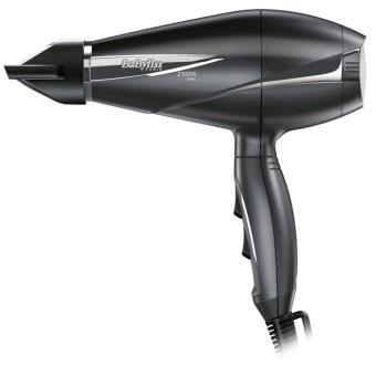 Sèche-cheveux Babyliss 6609E Pro Light 2100 W, Noir