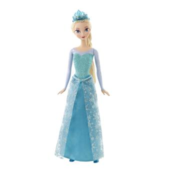poupe elsa frozen la reine des neiges disney princesses - Disney La Reine Des Neiges