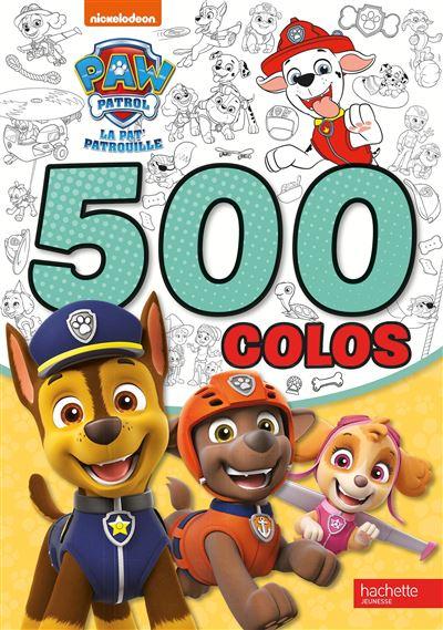 Pat' Patrouille - 500 colos