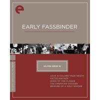 Coffret Eclipse Series 39: Early Fassbinder DVD