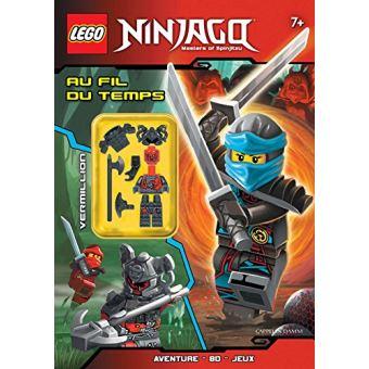 Lego Ninjago Lego Ninjago Au Fil Du Temps