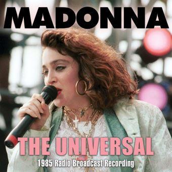 The Universal Radio Broadcast Los Angeles 1985
