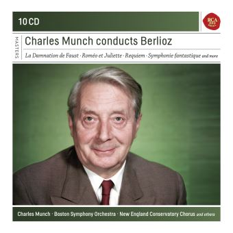 CONDUCTS BERLIOZ/10CD