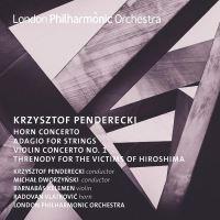 Penderecki Horn And Violin Concertos