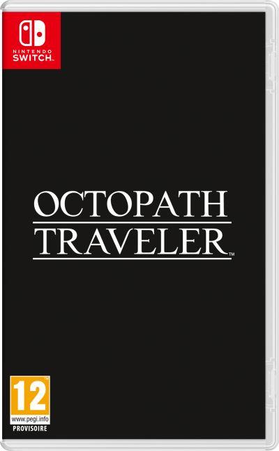 Project Octopath Traveler Édition Trésors du voyageur Nintendo Switch
