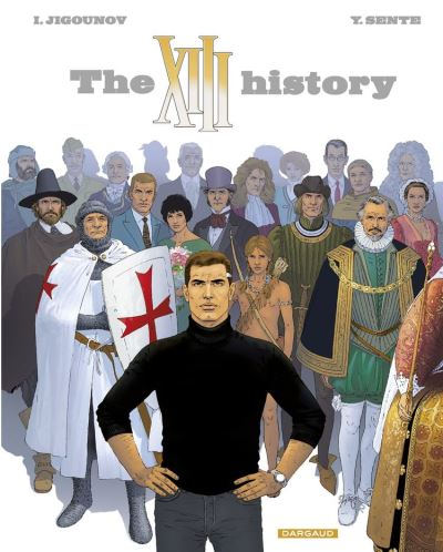 XIII - Tome 25 - The XIII history - 9782505083573 - 9,99 €