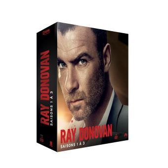 Ray DonovanRay Donovan Saisons 1 à 3 Coffret DVD