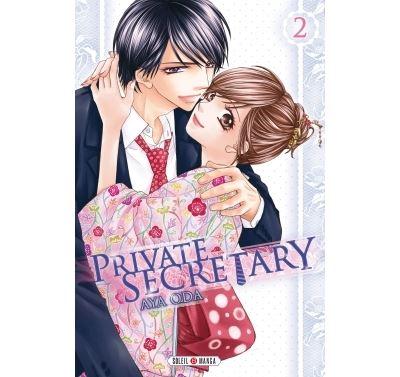 Private secretary - Tome 02 : Private Secretary