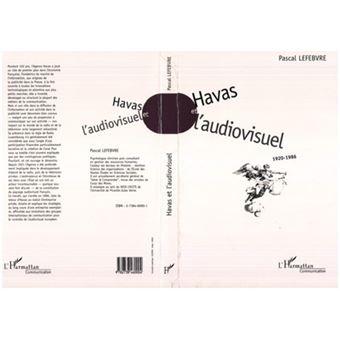 Havas et l'audiovisuel 1920-1986