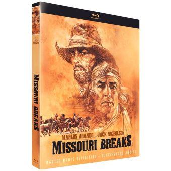Missouri Breaks Blu-ray