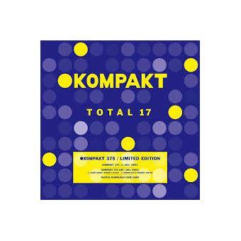 Kompakt Total 17 LP