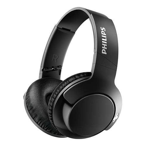 Casque Bluetooth Philips Bass+ SHB3175 Noir