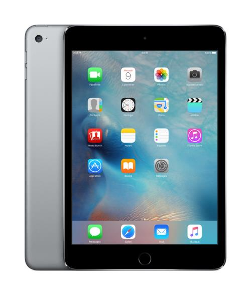 Apple iPad Mini 4 128 Go Wifi Gris Sidéral 7,9