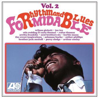 Rythm and Blues Formidable Volume 2 Vinyle 180 gr Exclusivité Fnac