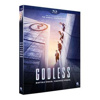 Godless Blu-ray