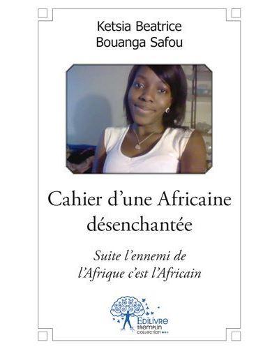 Cahier d'une africaine desenchantee