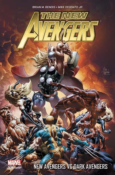The New Avengers T2 - New Avengers vs Dark Avengers