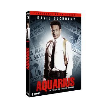 AquariusAquarius Saison 1 DVD