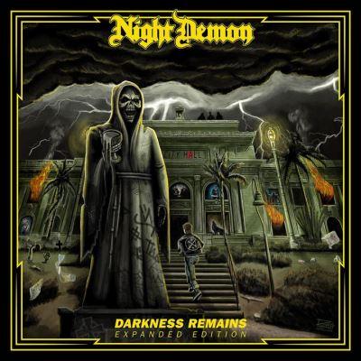 Quelle est votre dernière acquisition CD/DVD? - Page 28 Darkne-Remains
