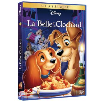 La Belle et le ClochardLa Belle et le Clochard DVD