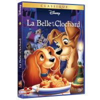 La Belle et le Clochard DVD
