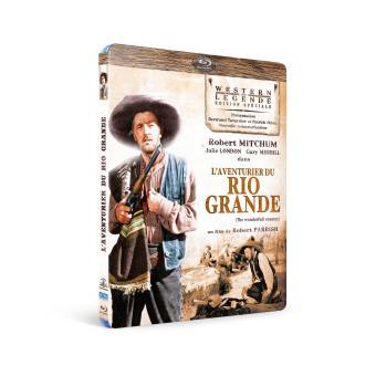 L'Aventurier du Rio Grande Blu-ray