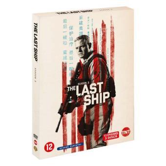 The Last ShipThe Last Ship Saison 3 DVD