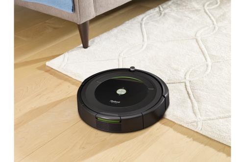 19 avis sur Aspirateur robot iRobot Roomba 696 Noir