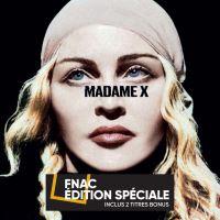 Madame X Edition Spéciale Fnac Inclus 2 titres bonus