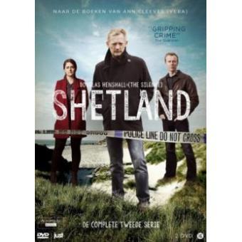 Shetland - Seizoen 1 - 2 Disc DVD