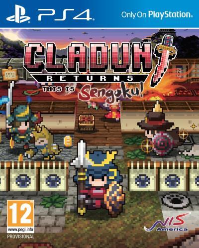 Cladun Returns : This is Sengoku! PS4