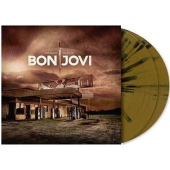 The Many Faces of Bon Jovi - 2LP
