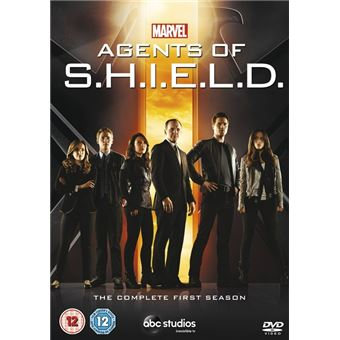 AGENTS OF SHIELD 1-VO