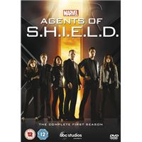 AGENTS OF SHIELD S1 (6 DVD) (IMP)
