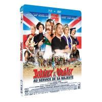 Astérix et Obélix : Au service de Sa Majesté - Combo Blu-Ray + DVD