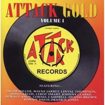 Attack Gold Volume 1