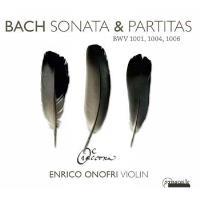 SONATA & PARTITAS BWV1001 1004 1006