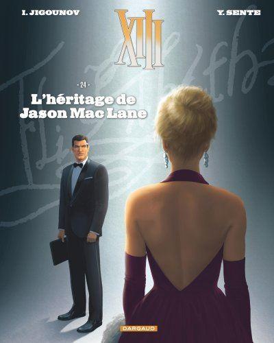 XIII - L'Héritage de Jason Mac Lane (Nouveau format)