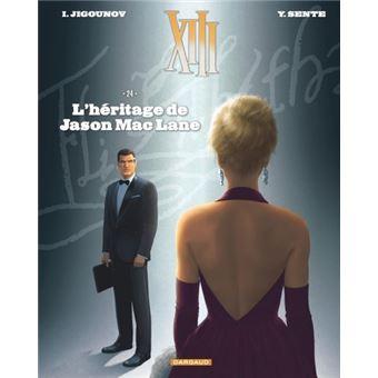 XIIIL'héritage de Jason Mac Lane