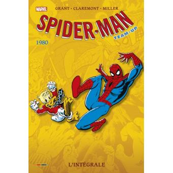 Spider-ManSpider-Man Team up intègrale T36 1980