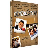 Le déménagement DVD