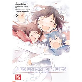 Les enfants loups Ame et Yuki - Tome 02 : Les Enfants Loups - Ame & Yuki