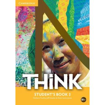THINK 3 - STUDENT'S BOOK