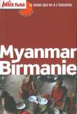 Petit Futé Myanmar-Birmanie
