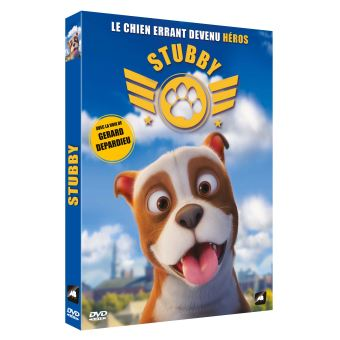 Sgt. Stubby : An American Hero DVD
